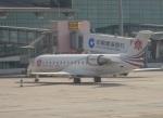 yhさんが、瀋陽桃仙国際空港で撮影した中一航空 CL-600-2B19 Challenger 850の航空フォト(写真)