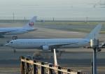 タミーさんが、羽田空港で撮影した日本航空 767-346の航空フォト(写真)