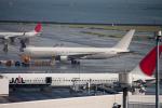 RJNAOさんが、羽田空港で撮影した日本航空 767-346の航空フォト(写真)