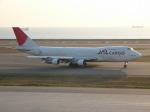 きんめいさんが、中部国際空港で撮影した日本航空 747-246B(SF)の航空フォト(写真)
