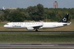 ベルリン・テーゲル空港 - Berlin Tegel Airport [TXL/EDDT]で撮影されたルフトハンザドイツ航空 - Lufthansa [LH/DLH]の航空機写真