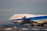 air-kyotoさんが、伊丹空港で撮影した全日空 747-481の航空フォト(写真)