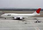 Bokuranさんが、新千歳空港で撮影した日本アジア航空 747-346の航空フォト(写真)