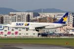 ルビーさんが、福岡空港で撮影したスカイマーク 737-86Nの航空フォト(写真)