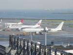 まっつーさんが、羽田空港で撮影した日本航空 767-346の航空フォト(写真)