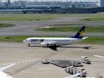 イーヌイさんが、羽田空港で撮影したスカイマーク 737-86Nの航空フォト(写真)