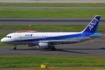 ゆーきさんが、羽田空港で撮影した全日空 A320-211の航空フォト(写真)