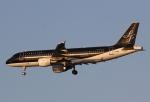 kei604さんが、羽田空港で撮影したスターフライヤー A320-214の航空フォト(写真)