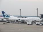 NRTリクリクさんが、成田国際空港で撮影したニュージーランド航空 747-4F6の航空フォト(写真)