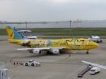 イーヌイさんが、羽田空港で撮影した全日空 747-481(D)の航空フォト(写真)