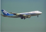 ギ―ピロさんが、羽田空港で撮影した全日空 747-281Bの航空フォト(写真)