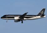 NINEJETSさんが、羽田空港で撮影したスターフライヤー A320-214の航空フォト(写真)