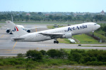 Tomo-Papaさんが、スワンナプーム国際空港で撮影したジェット・アジア・エアウェイズ 767-233/ERの航空フォト(写真)