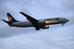 masa707さんが、福岡空港で撮影したスカイマーク 737-86Nの航空フォト(写真)