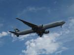 aquaさんが、羽田空港で撮影したキャセイパシフィック航空 777-367/ERの航空フォト(写真)