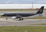 kixmeister弐さんが、関西国際空港で撮影したスターフライヤー A320-214の航空フォト(写真)