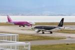 山河 彩さんが、関西国際空港で撮影したスターフライヤー A320-214の航空フォト(写真)
