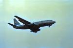 AkiChup0nさんが、名古屋飛行場で撮影した全日空 737-281/Advの航空フォト(写真)