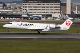 WING_ACEさんが、伊丹空港で撮影したジェイ・エア CL-600-2B19 Regional Jet CRJ-200ERの航空フォト(写真)