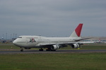 parurunさんが、新千歳空港で撮影した日本航空 747-446Dの航空フォト(写真)