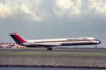 NAOSGさんが、羽田空港で撮影した東亜国内航空 MD-81 (DC-9-81)の航空フォト(写真)
