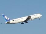 シフォンさんが、福岡空港で撮影した全日空 767-381/ER(BCF)の航空フォト(写真)