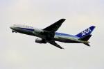 NAOSGさんが、羽田空港で撮影した全日空 767-281の航空フォト(写真)