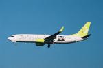 nishikiさんが、羽田空港で撮影したソラシド エア 737-81Dの航空フォト(写真)