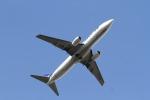 airdrugさんが、福岡空港で撮影したスカイマーク 737-86Nの航空フォト(写真)