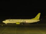 Dream Linerさんが、熊本空港で撮影したソラシド エア 737-4Y0の航空フォト(写真)