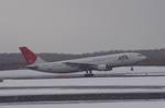 parurunさんが、新千歳空港で撮影した日本航空 A300B4-622Rの航空フォト(写真)