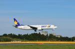 ポン太さんが、成田国際空港で撮影したスカイマーク 737-86Nの航空フォト(写真)