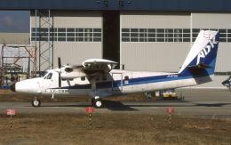WING_ACEさんが、伊丹空港で撮影したエアー北海道 DHC-6-300 Twin Otterの航空フォト(写真)