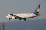 たかさんさんが、福岡空港で撮影したスカイマーク 737-86Nの航空フォト(写真)