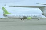 B737-781さんが、羽田空港で撮影したソラシド エア 737-4Y0の航空フォト(写真)