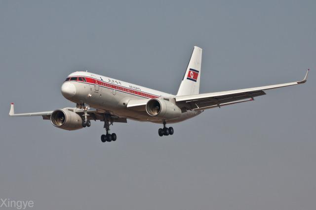高麗航空 Tupolev Tu-204/214/234 P-632 瀋陽桃仙国際空港  航空フォト | by xingyeさん