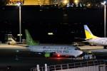 yabikeiさんが、羽田空港で撮影したソラシド エア 737-4Y0の航空フォト(写真)