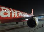 maixxさんが、金海国際空港で撮影したエアアジア・ジャパン(〜2013) A320-216の航空フォト(写真)