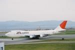 wrbluebl5さんが、関西国際空港で撮影した日本航空 747-246B(SF)の航空フォト(写真)