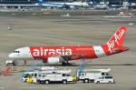パンダさんが、成田国際空港で撮影したエアアジア・ジャパン(〜2013) A320-216の航空フォト(写真)