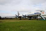 Koenig117さんが、Moninoで撮影したアエロフロート・ソビエト航空 Tu-114Dの航空フォト(写真)