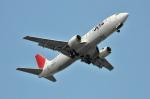 Oceanbuleさんが、羽田空港で撮影した日本トランスオーシャン航空 737-429の航空フォト(写真)