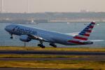 Koenig117さんが、羽田空港で撮影したアメリカン航空 777-223/ERの航空フォト(写真)