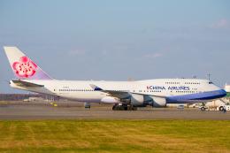 northpower21stさんが、新千歳空港で撮影したチャイナエアライン 747-409の航空フォト(写真)