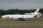 speedbirdさんが、成田国際空港で撮影した日本航空 MD-11の航空フォト(写真)