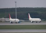 tsubameさんが、那覇空港で撮影した日本トランスオーシャン航空 737-4K5の航空フォト(写真)