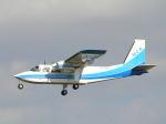 だいちゃん@RJSSさんが、仙台空港で撮影した新中央航空 BN-2B-20 Islanderの航空フォト(写真)