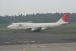 ank-ysさんが、成田国際空港で撮影した日本航空 747-346の航空フォト(写真)