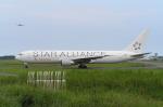 仙台空港 - Sendai Airport [SDJ/RJSS]で撮影されたオーストリア航空 - Austrian Airlines [OS/AUA]の航空機写真
