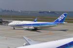 だいちゃん@RJSSさんが、羽田空港で撮影した全日空 747-281Bの航空フォト(写真)